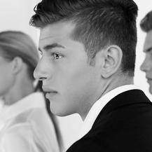 Gorgeous male model Eddi